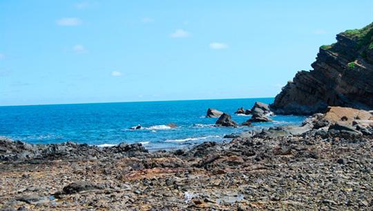 Vẻ đẹp nguyên sơ đảo Cô Tô
