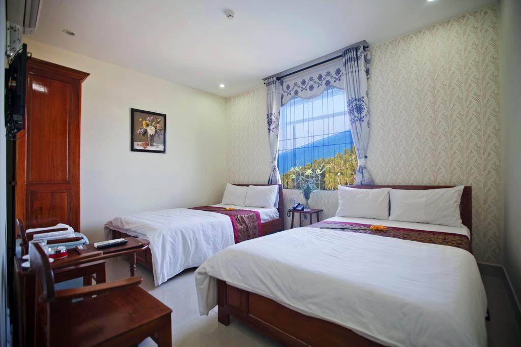 Phòng đôi tại khách sạn Tuấn Phong