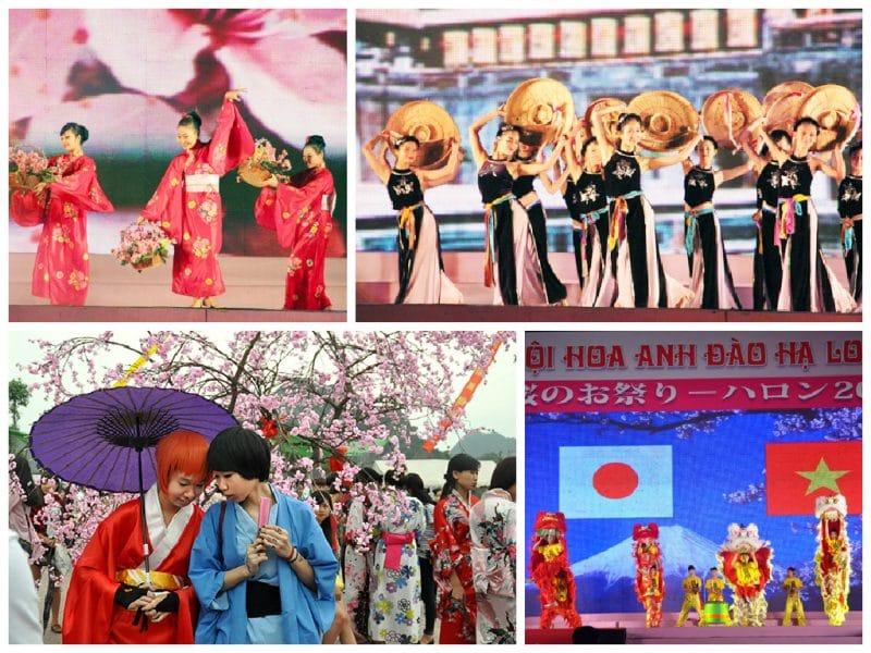 Giao lưu nghệ thuật giữa Việt Nam và Nhật Bản