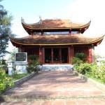 Nhà lưu niệm Chủ tịch Hồ Chí Minh trên đảo Cô Tô
