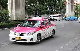 Các tài xế không biết mọi ngóc ngách ở Bangkok