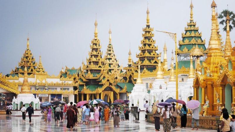 Du lịch Thái Lan - Đất nước Chùa Vàng