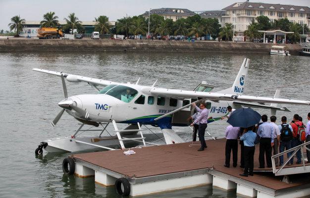 Bến đỗ thủy phi cơ ở Tuần Châu
