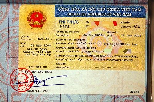 Thị thực để đi du lịch Thái Lan