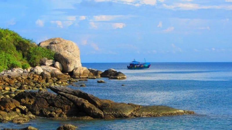 Khám phá vẻ đẹp của đảo Cù Lao Chàm