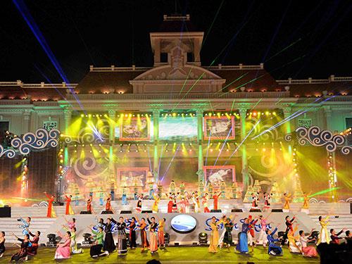Trong lễ hội sẽ có nhiều chương trình đặc sắc được tổ chức