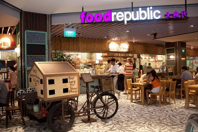 Khu ẩm thực Food Republic