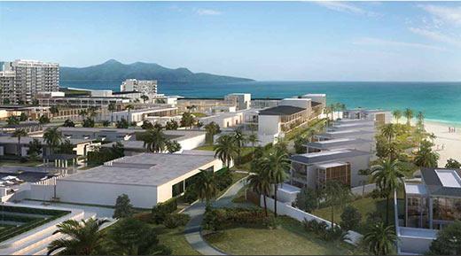 Toàn cảnh Hyatt Regency Đà Nẵng Resort & Spa
