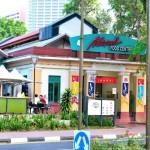 Địa điểm ăn uống ở thủ đô ẩm thực châu Á – Singapore