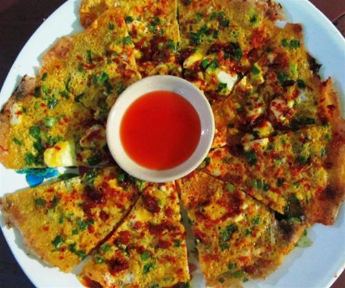 Bánh tráng nướng - Pizza Việt Nam
