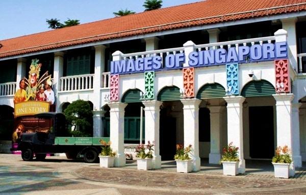 Bảo tàng sáp Singapore