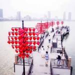 Cầu tàu tình yêu – Địa điểm hẹn hò lý tưởng của giới trẻ Đà Nẵng