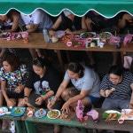 Khám phá vẻ đẹp chợ nổi Bangkok