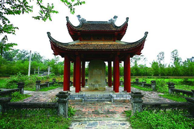Đền thờ Trạng Quỳnh - Di tích lịch sử văn hóa cấp quốc gia