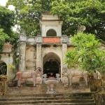 Thăm đền Tô Hiến Thành khi du lịch Hải Tiến