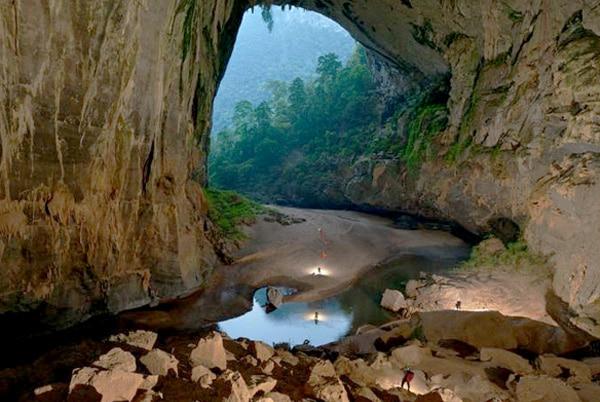 Sơn Đoòng - Hang động lớn nhất thế giới