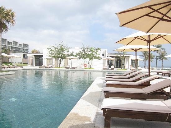 Bể bơi ngoài trời của Hyatt Regency Resort