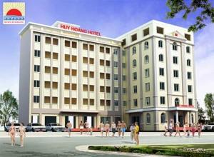 Khách sạn Huy Hoàng mới đi vào hoạt động tháng 4/ 2015