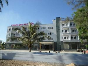 Khách sạn Sao Biển Hải Tiến