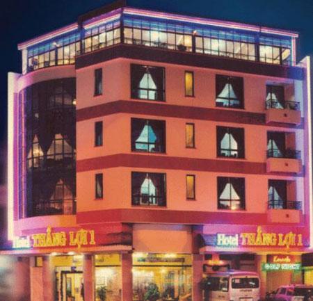 Khách sạn Thắng Lợi 1 Đà Lạt