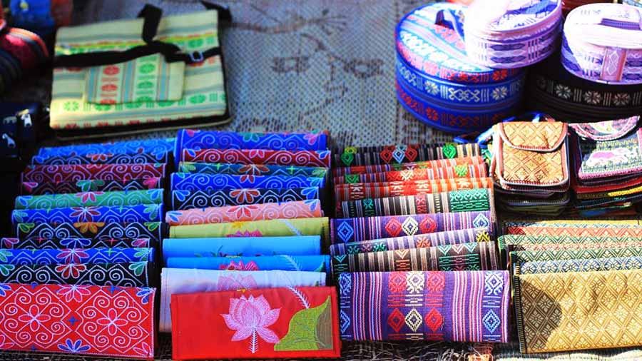 Thổ cẩm Sapa- Món quà du lịch ý nghĩa
