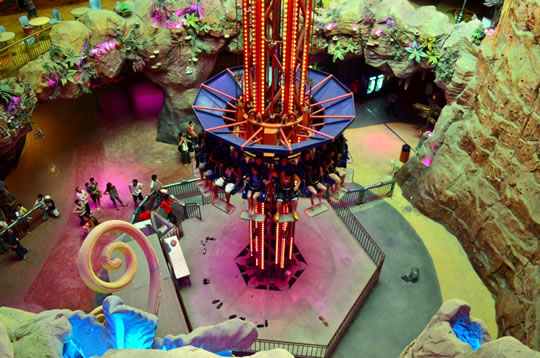Khu vui chơi giải trí Bà Nà Hills Fantasy Park