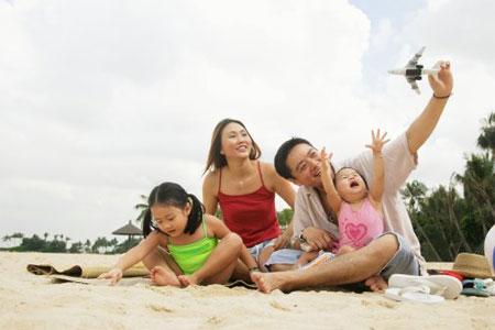 Gia đình chị Nguyễn Thị Ngọc