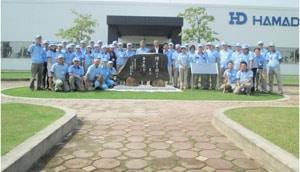 Công ty TNHh thương mại Hamaden Việt Nam