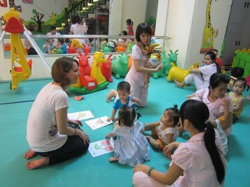 Trường mầm non Cherry du lịch Sầm Sơn 2 ngày 1 đêm