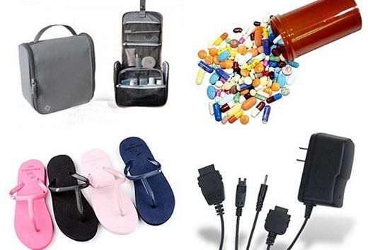 Những vật dụng cần mang theo khi du lịch Đà Nẵng