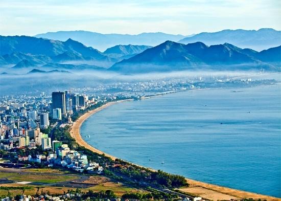 Nét đẹp hiền hòa của thành phố biển Nha Trang