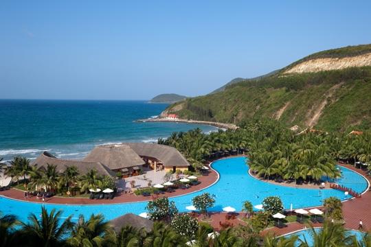 Khu resort đẳng cấp ở Nha Trang