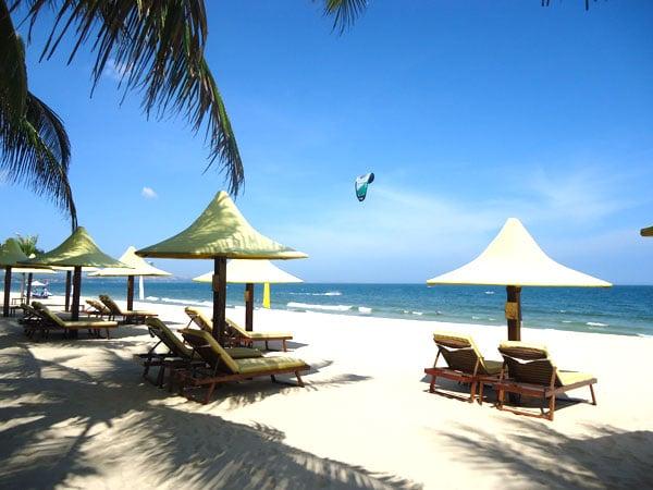 Tới bãi biển Mũi Né, Phan Thiết