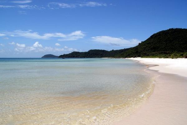 Vẻ đẹp của Bãi Sao Phú Quốc