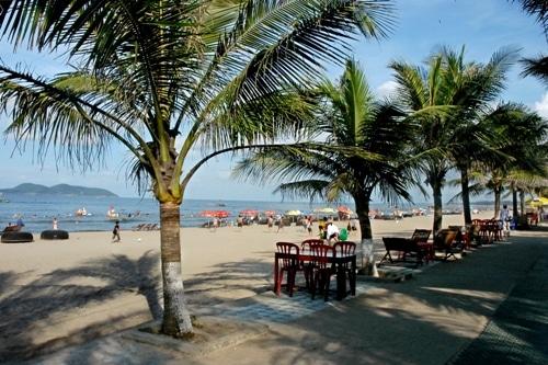 Bãi biển Cửa Lò- một trong những bãi biển đẹp nhất nước ta