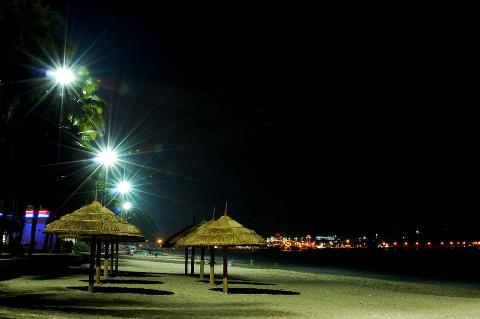 Cảm nhận thành phố biển Nha Trang về đêm