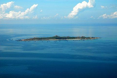 Khung cảnh đảo Hòn Ngư