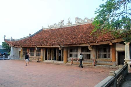 Đình Quan Lạn lưu giữ giá trị văn hóa, lịch sử dân tộc