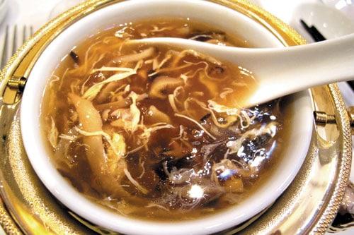 Canh hải sâm- vị thuốc quý được ưa chuộng phổ biến