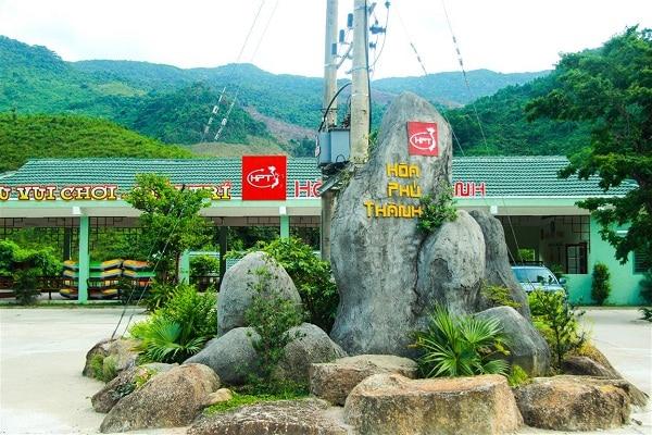 Khu du lịch sinh thái Hòa Phú Thành