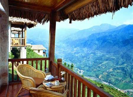 Topas Ecolodge- Nơi ngắm nhìn vẻ đẹp của núi rừng Sapa