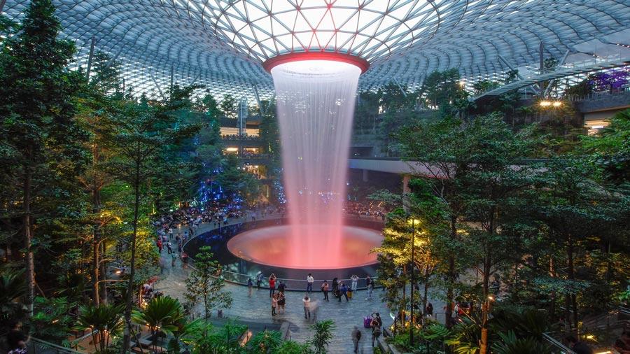 Jewel Changi - Địa điểm nhất định không nên bỏ lỡ khi đến Singapore