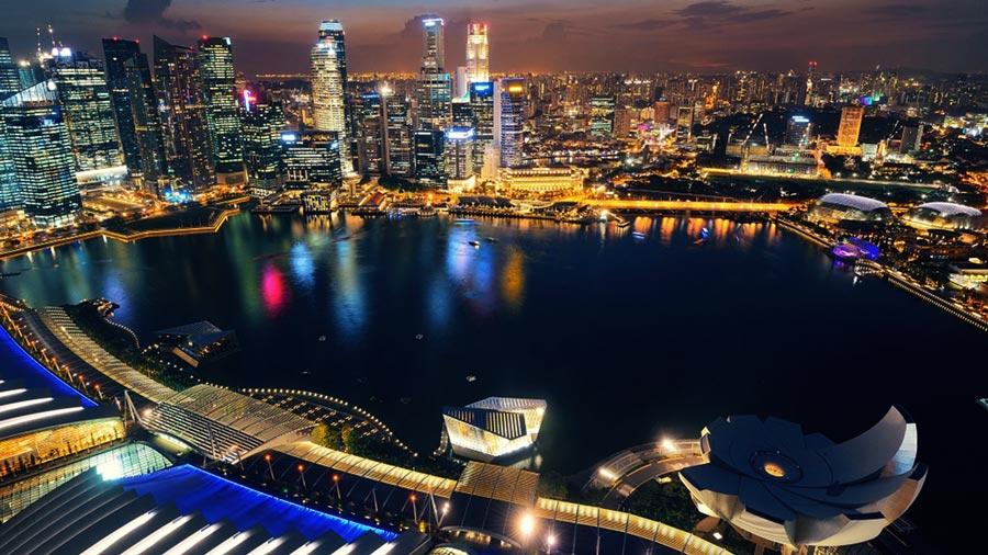 Tour Singapore by night - Khám phá Singapore về đêm