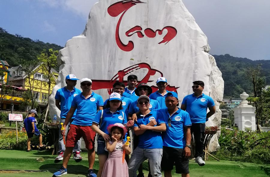 Hành trình khám phá Tam Đảo vui vẻ, đáng nhớ