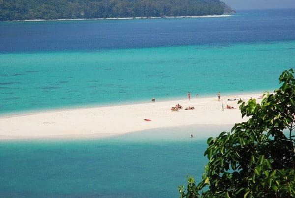 Vẻ đẹp hoàn hảo diệu kỳ của Bãi biển Karma