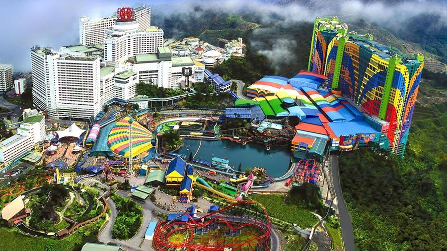 Cao nguyên Genting - Thiên đường giải trí trên cao của Malaysia