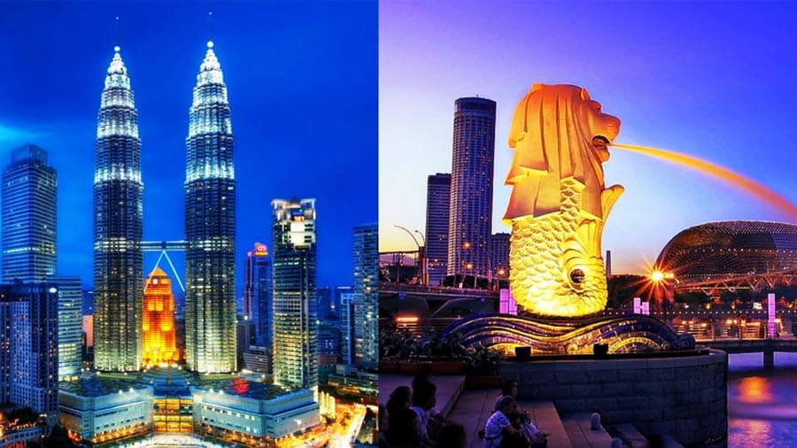 Du lịch Hà Nội - Singapore - Malaysia - Hà Nội 6 ngày hứa hẹn sẽ là hành trình đáng nhớ và ấn tượng