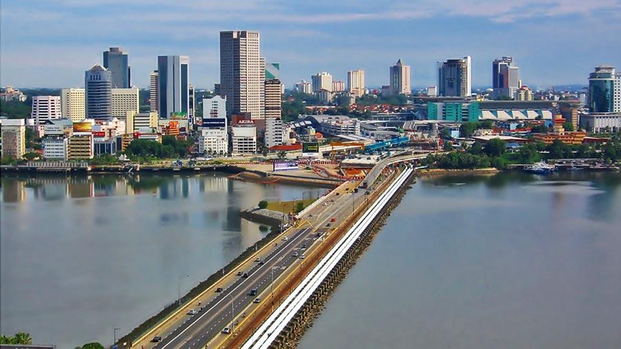 Johor Bahru – Thành phố biên giới giữa Singapore và Malaysia