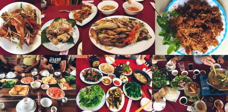 Những món ăn đặc trưng với hương vị đặc biệt níu giữ bước chân du khách khi đến Mộc Châu
