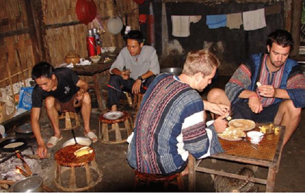 Dịch vụ homestay ở Mai Châu